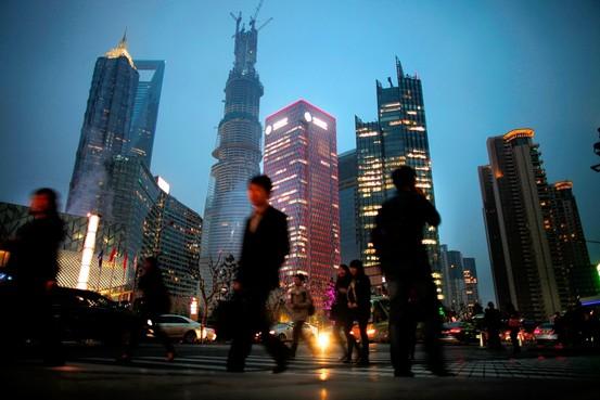 中国系外資